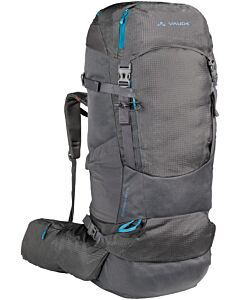 Vaude women's Skarvan 65+10 backpack iron (gray)