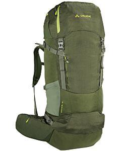 Vaude Skarvan 70+10 M/L backpack clover (green)