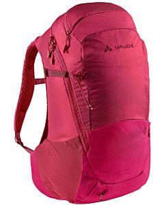 Vaude Women's Tacora 22 backpack crimson red