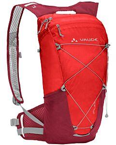 Vaude Uphill 9 LW backpack mars red