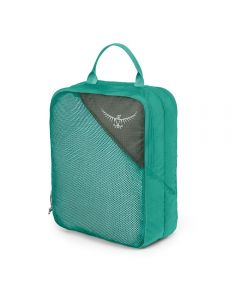 Neceser Ultralight Double Sided Cube tropic teal (azul)