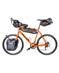 Orltieb Bikepacking saddlebags and bags