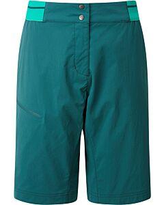 Rab Torque Light Shorts women's sagano green