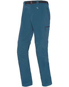 Trangoworld Aroche trousers blue ceramic