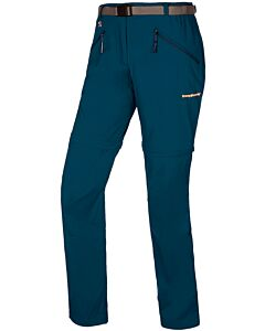 Trangoworld Buhler trousers blue ceramic