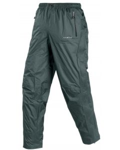 Trangoworld Grid dark shadow pants (gray / anthracite)