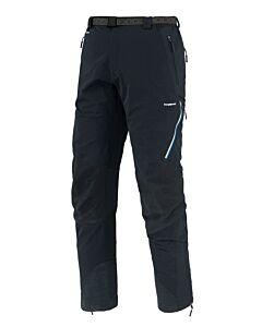 Pantalón Trangoworld Prote Extreme DS negro (cremallera azul)