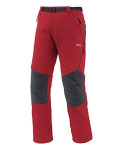 Pantalón Trangoworld Rovek DS rojo