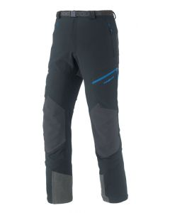 Pantalón Trangoworld TRX2 PES Stretch Pro negro y azul