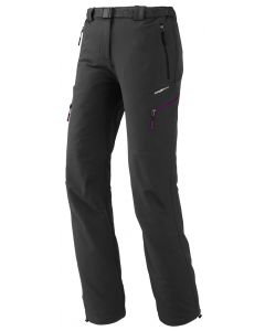 Trangoworld Wifa pants with dark shade (anthracite)