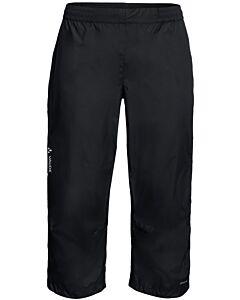 Vaude Men's Drop 3/4 Pants black