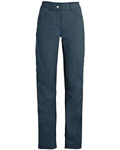 Pantalón Vaude Farley Pants V mujer steelblue (azul)