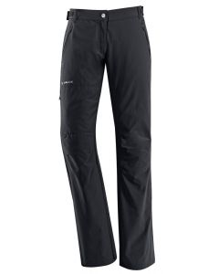 Farley Stretch Pants II woman Vaude Pants black