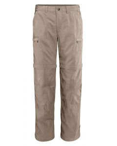 Farley ZO Pants IV man Vaude Pants muddy (beige)