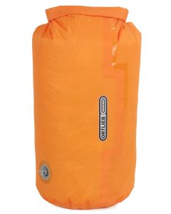Petate Ortlieb Dry Bag PS10 con válvula naranja