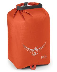 Petate Osprey Ultralight Drysacks 20L poppy orange (naranja)