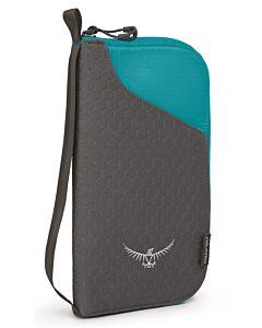 Osprey Document Zip Wallet tropic teal (green)