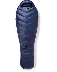Rab Neutrino 600 deep ink sleeping bag (blue)