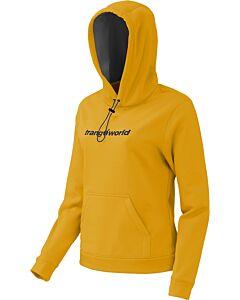 Sudadera Trangoworld Poppi sunflower/ebony (naranja)