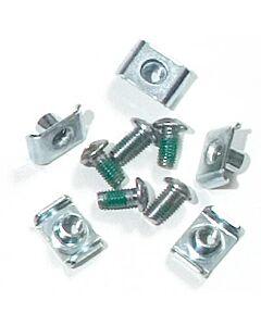 Tornillos de repuesto para el sistema Ortlieb Quick Lcok1