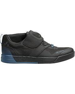 Botas Vaude AM Tsali Mid STX phantom black (negro)