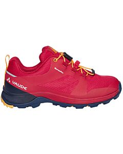 Vaude Kids Lapita II Low STX shoes crocus (red)