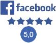 baBaik 5 stars rating in Facebook